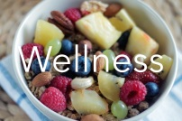 wellness fruit bowl